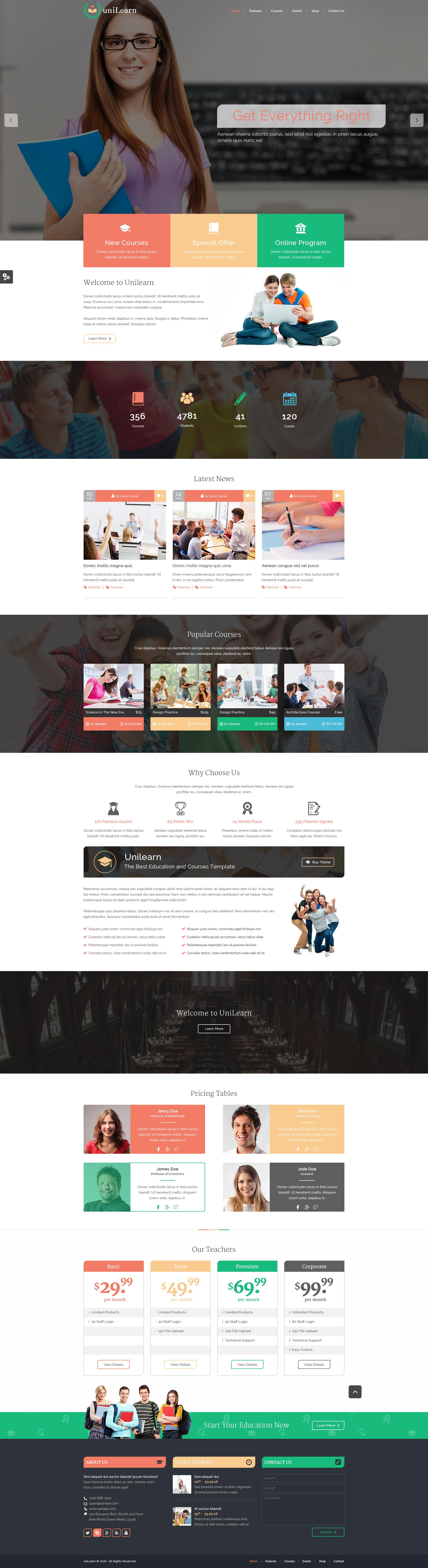 04 home page fullscreen
