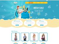 3. home page slider shop