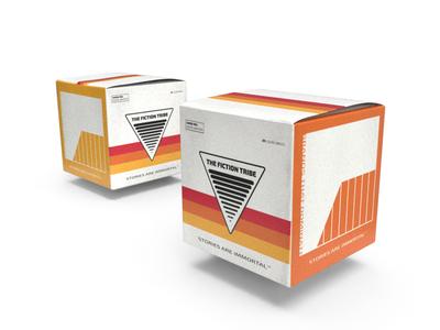 80s Branded Box - Rebound