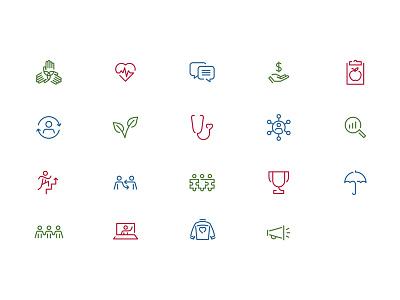 Levi's Icons levis icon artwork icon design illustration design icon