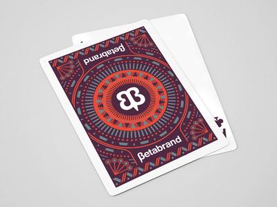 Betabrand Deck Cards playing cards design illustration cards