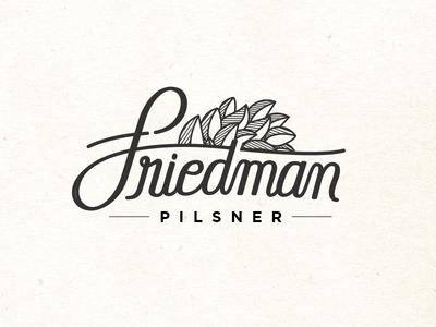 Friedman Pilsner