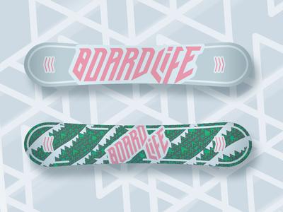 BoardLife Snowboard Design