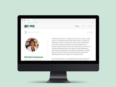 C2RS website