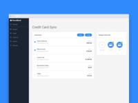 Credit Card Sync