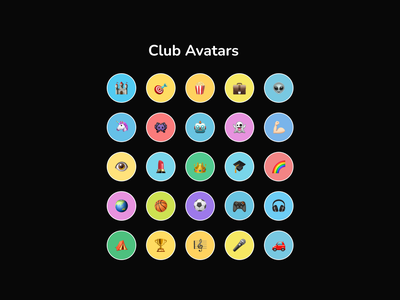 Emoji Avatars ux ui profile creation profile notemy.club web app profile photo profile pics easy avatars avatars for web platforms avatar emoji avatar emoji dp emoji