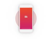Micro app redesigned splashscreen