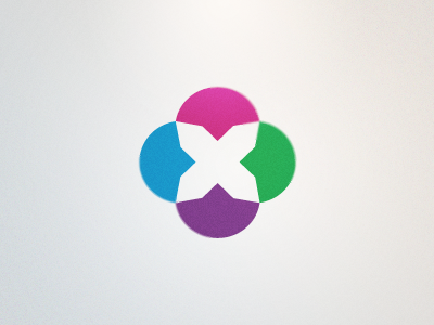 TravelExchange Logo Detail logo mark travel x clean colorful modern corporate rick rick landon rick landon rick landon design