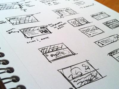 ATE 2012 Redesign Sketches sketch concept presentation redesign rick landon rick landon rick landon design