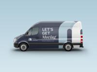 Mackay Anderson Removal Van