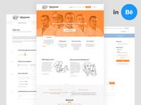 SliceCrowd.com in Behance