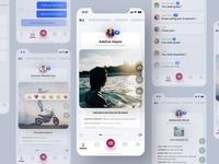 Social App Feed