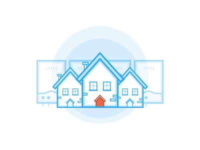 Boiler Guide - Home Owner Illustration design branding vector illistration