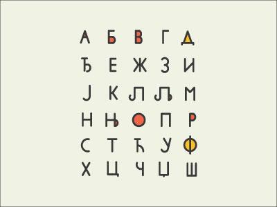 Serbian Letter