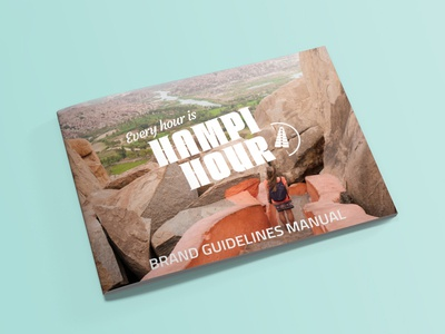 Hampi Hour: Brand Standards Manual