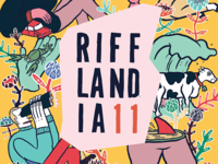 Rifflandia 11 Poster