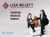 Lisa Billett: Branding and Web Design