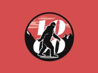 Bigfoot progress badge