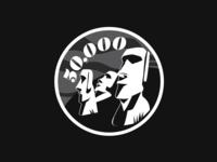 Easter Island progress badge