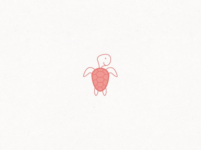 Dribble turtle