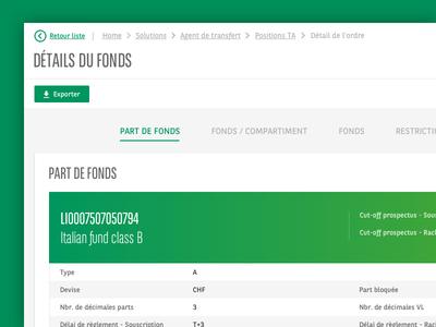 Banking UI webdesign design bank interface banking ux ui