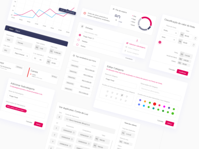 Zak Dashboard — UI Components