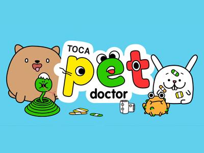 Toca Pet Doctor pet pets doctor toca doctor