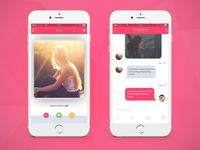 Dating Mobile App - Get Mingle