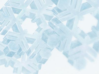 Snowflakes snowflake blue snowflakes snow weather winter theme