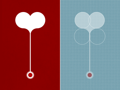 Heart lovie icon heart icon love lovie red bullet