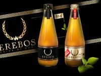 Erebos packaging design