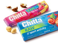 Chitta raw bar packaging design