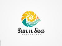 Sun n Sea Logo