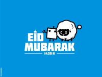 Eid Mubarak - 1439 H