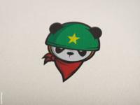 Panda Soldier