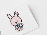 Bunny Photography Logo