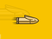 Bullet Bunny Logo