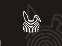 Bunny Identity Logo