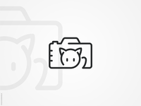 Cat Photography Logo