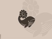 Whale Music Logo