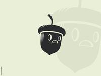Panic Acorn Logo