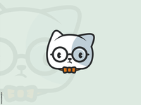 Nerd Cat Logo