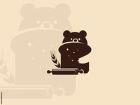 Bear Bakery Logo