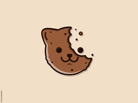 Cat Cookie Logo
