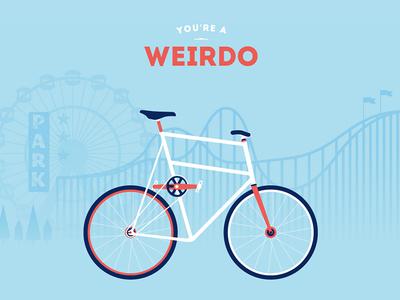 Weirdo Cyclemon