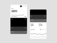 Zero APP - UI design