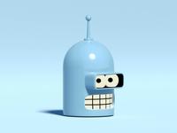 Bender Rodriguez eye tracking