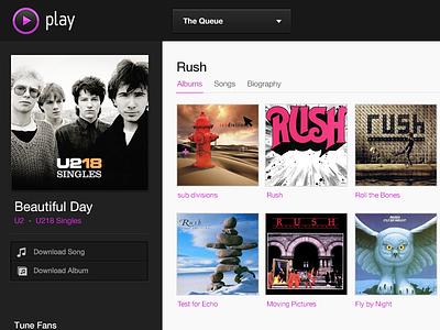 Play v3 play music dj