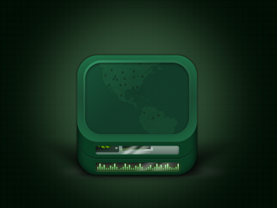 Gaug.es iPhone App gauges gaug.es orderedlist github ios app icon