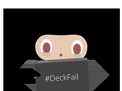 Deckfailcat speaker deck github octocat